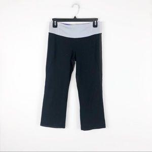 Lululemon Tadashana Split Hem Cropped Pants